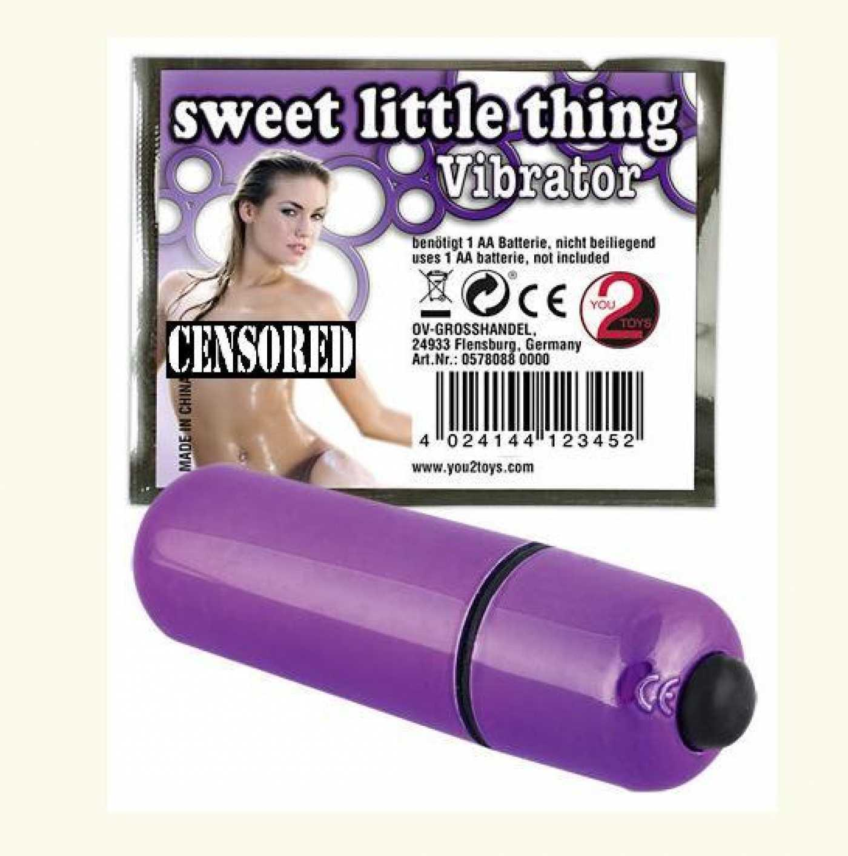 Вибропуля Sweet Little Thing фиолетовая