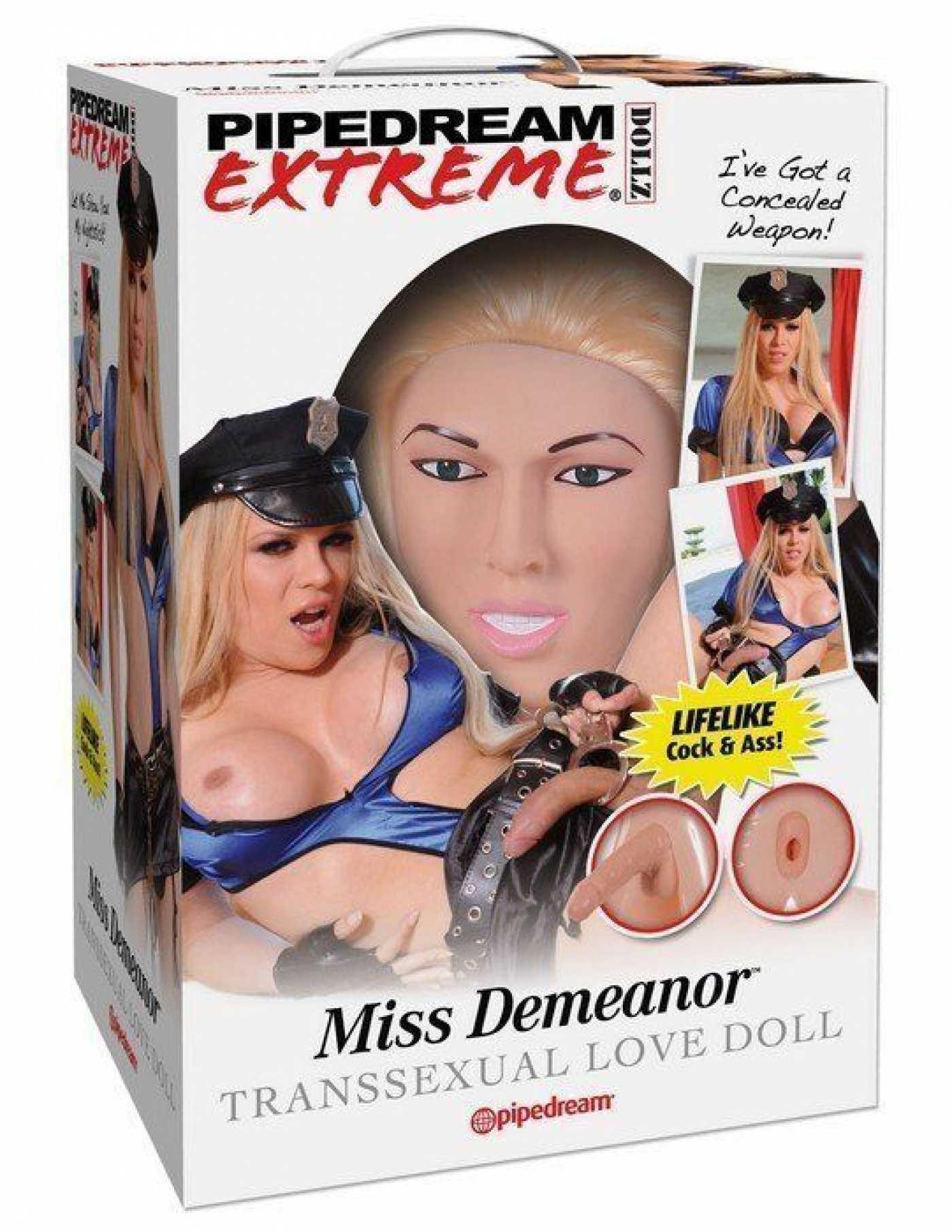 Кукла надувная PDX Dollz- Miss Demeanor