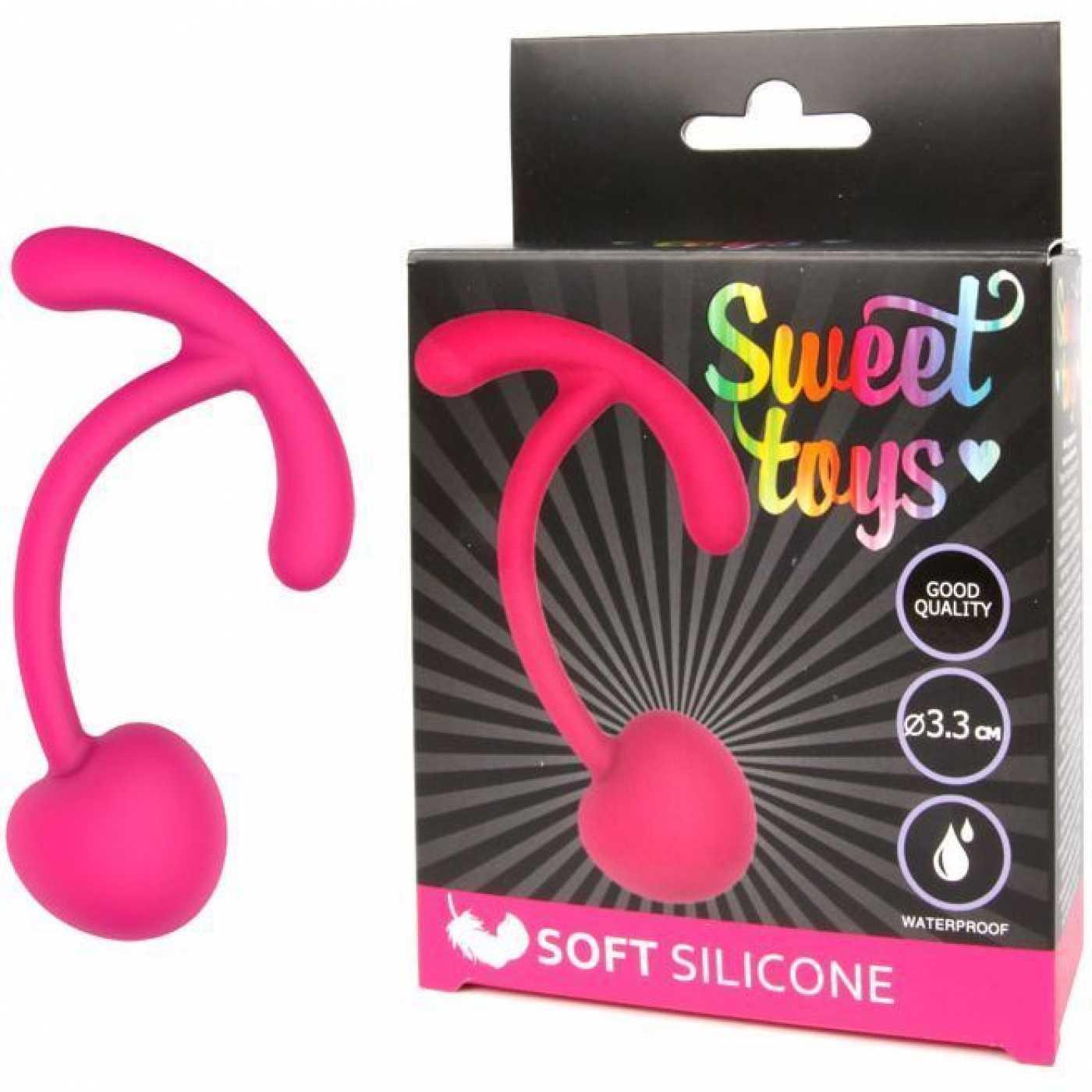 Sweet Toys Вагинальный шарик D 33 вес 42 гр
