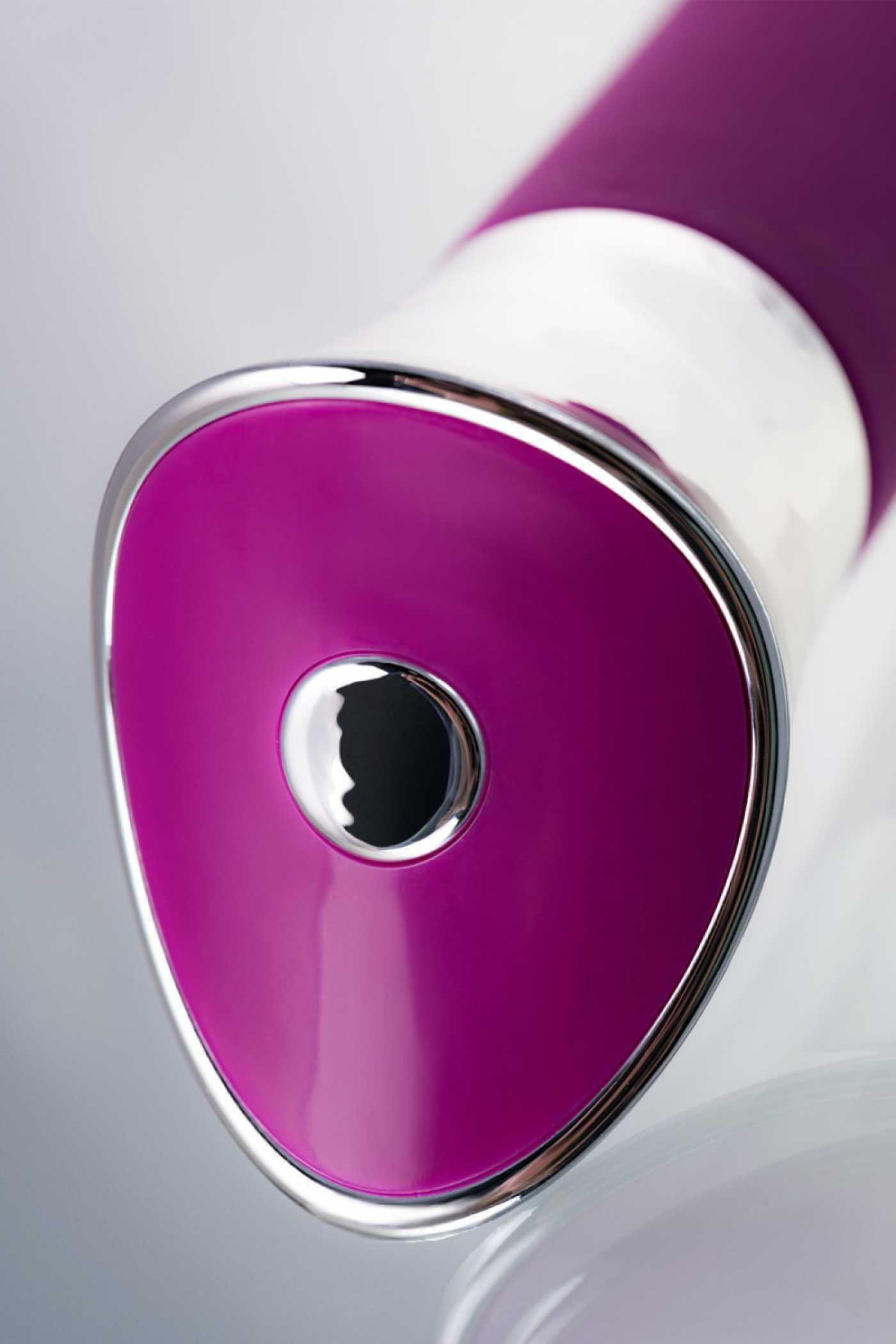 Стимулятор для точки G JOS KIKI с волнообразным рельефом, рабочая длина 17,4 см, диаметр 3,3 см