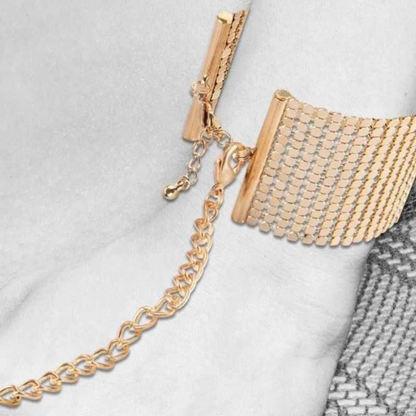 Bijoux Наручники золото