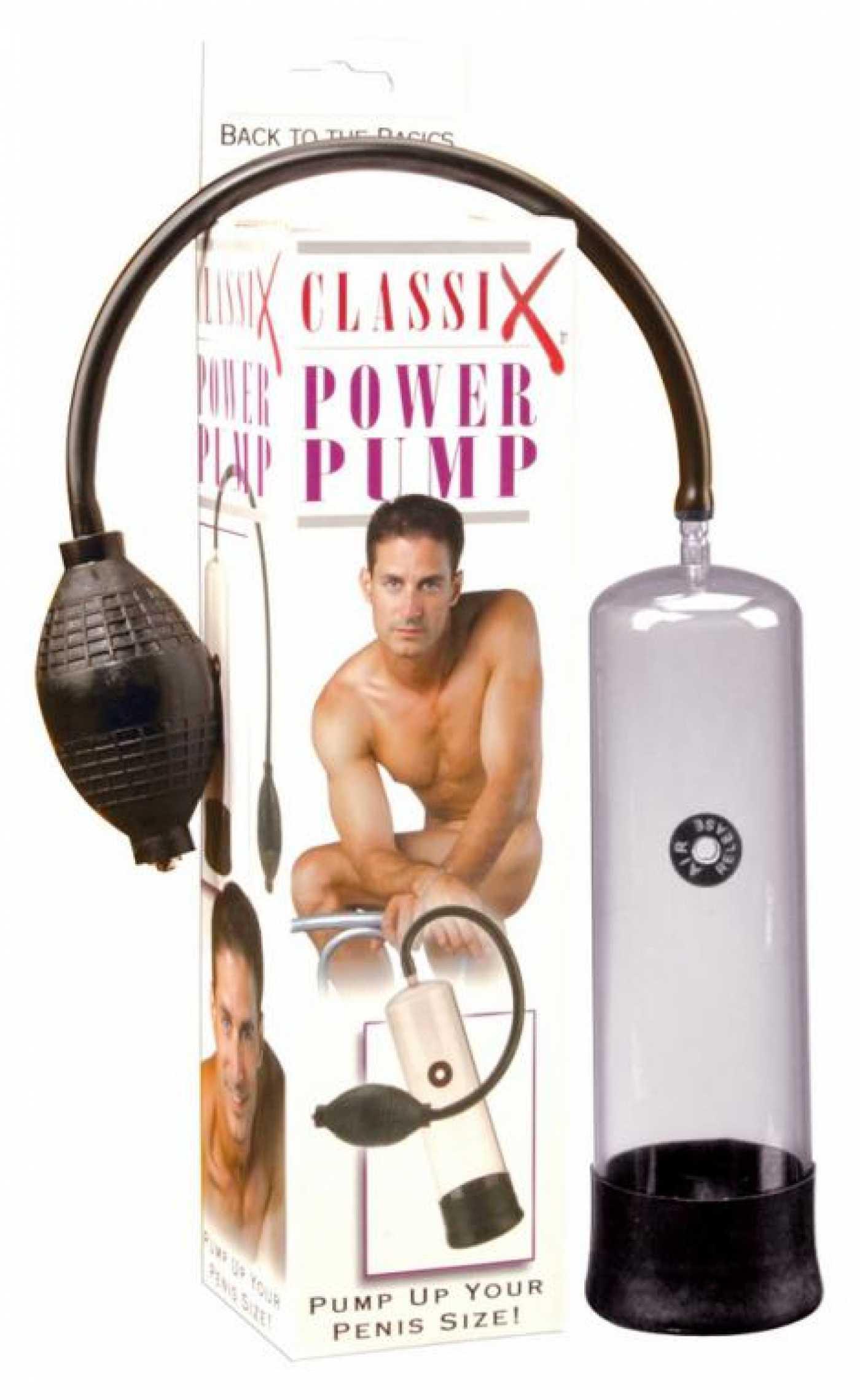Помпа для мужчин Classix Power Pump