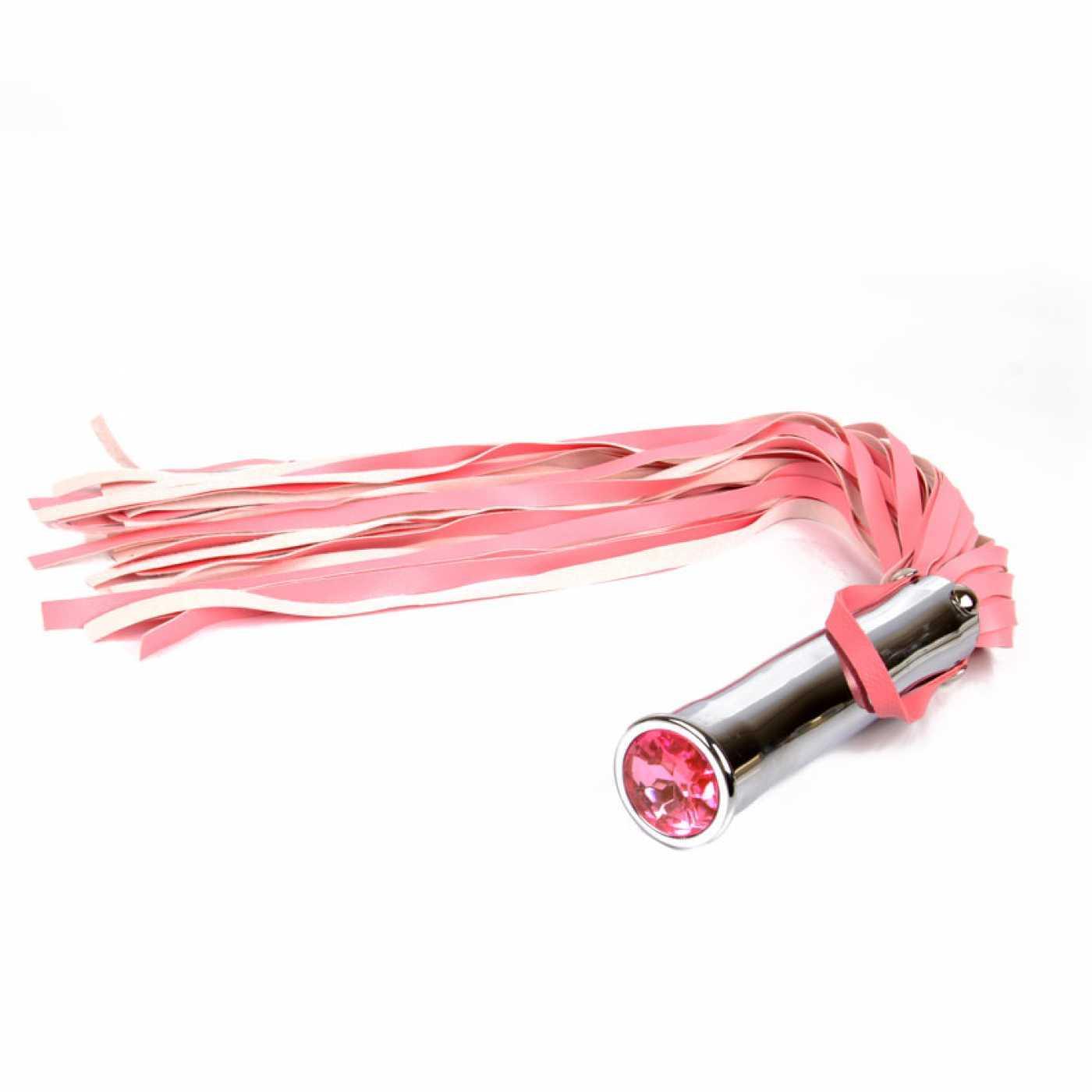 Плеть+втулка розовый