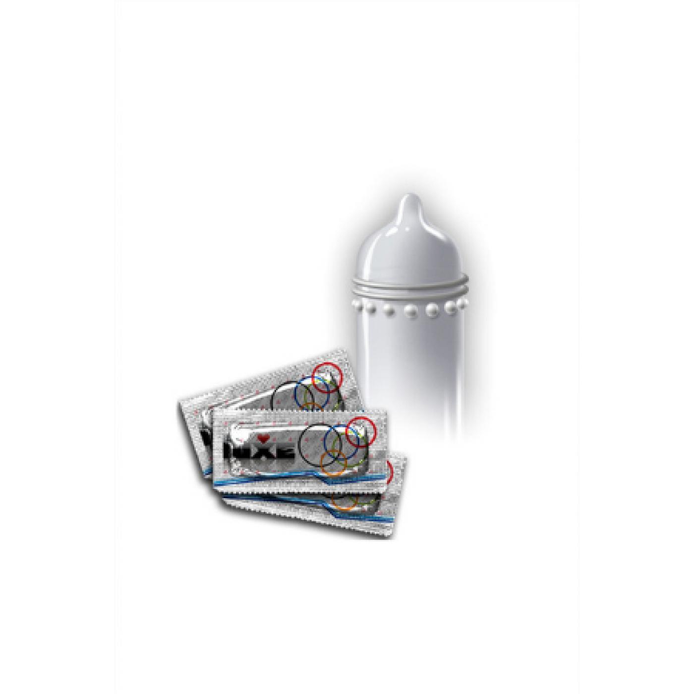 Презервативы LUXE постельное двоеборье 3 шт