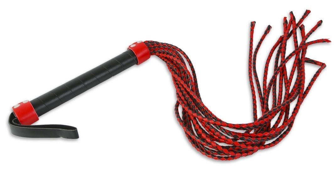Плеть ( красный, черный)