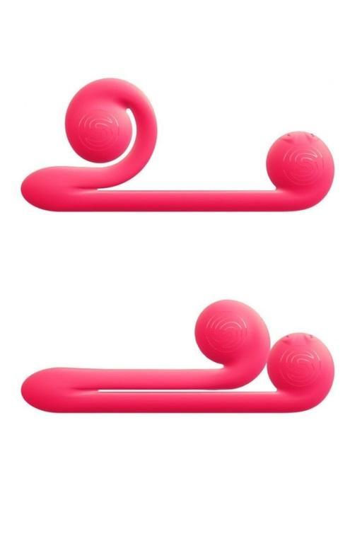 Snail Vibe вибромассажер для двойной стимуляции