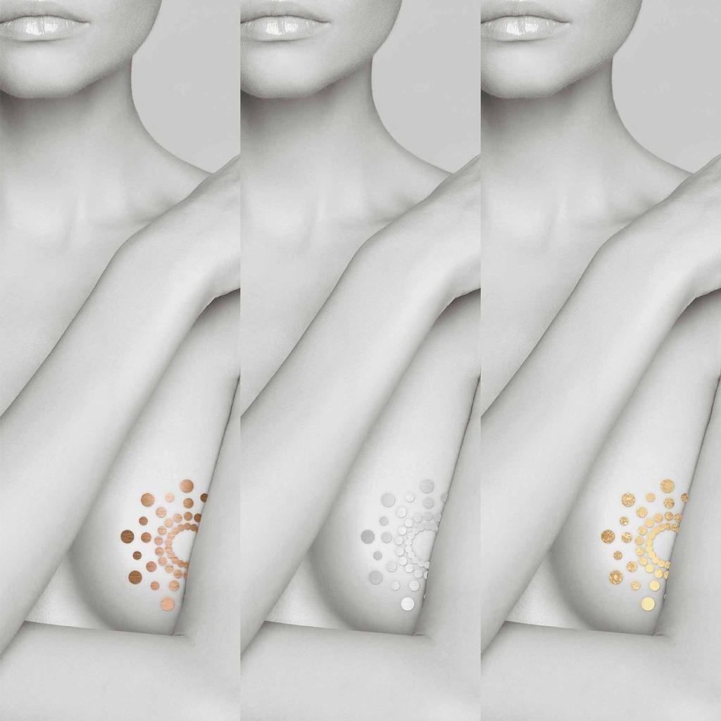 Bijoux Indiscrets Татуировка на грудь MIMI Skin