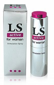 Спрей для женщин ( стимулятор ) LOVESPRAY ACTIVE