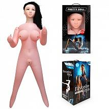 """Кукла """"ИЗАБЕЛЛА"""" с вибрацией, рост 160 см, арт. EE-10246"""